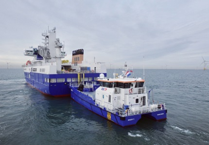 SeaZip Offshore Service makes the next step in the UK market